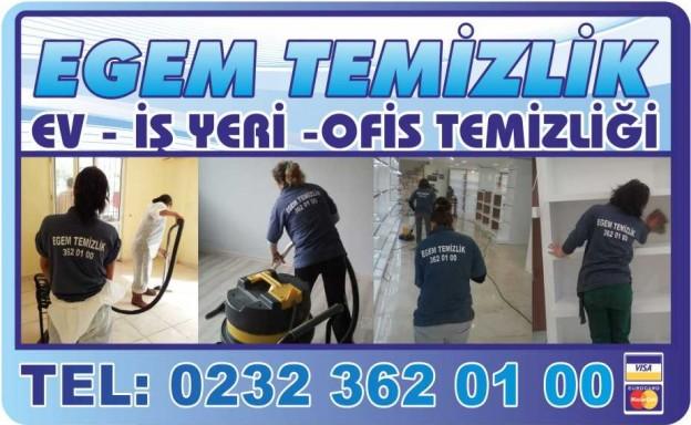İzmir Ev Temizlik Şirketi