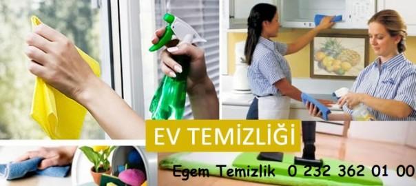 Bornova Ev Temizlik Firması