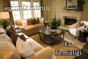 İzmir-Ev-Temizliği