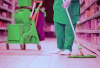 İzmir mağaza dükkan temizliği