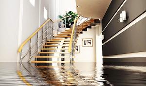 İzmir su baskını temizliği